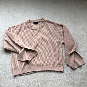 Top shop wide sleeve sweater